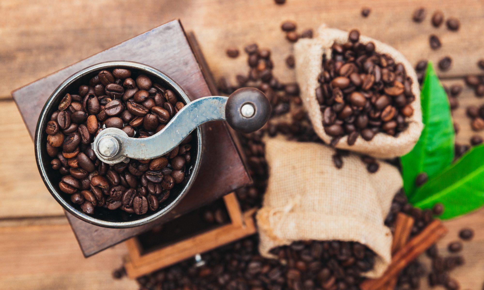Kaffe – Møller & Kværne – Alt i kaffe og mad
