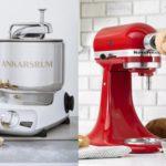 Vælg den rigtige køkkenmaskine