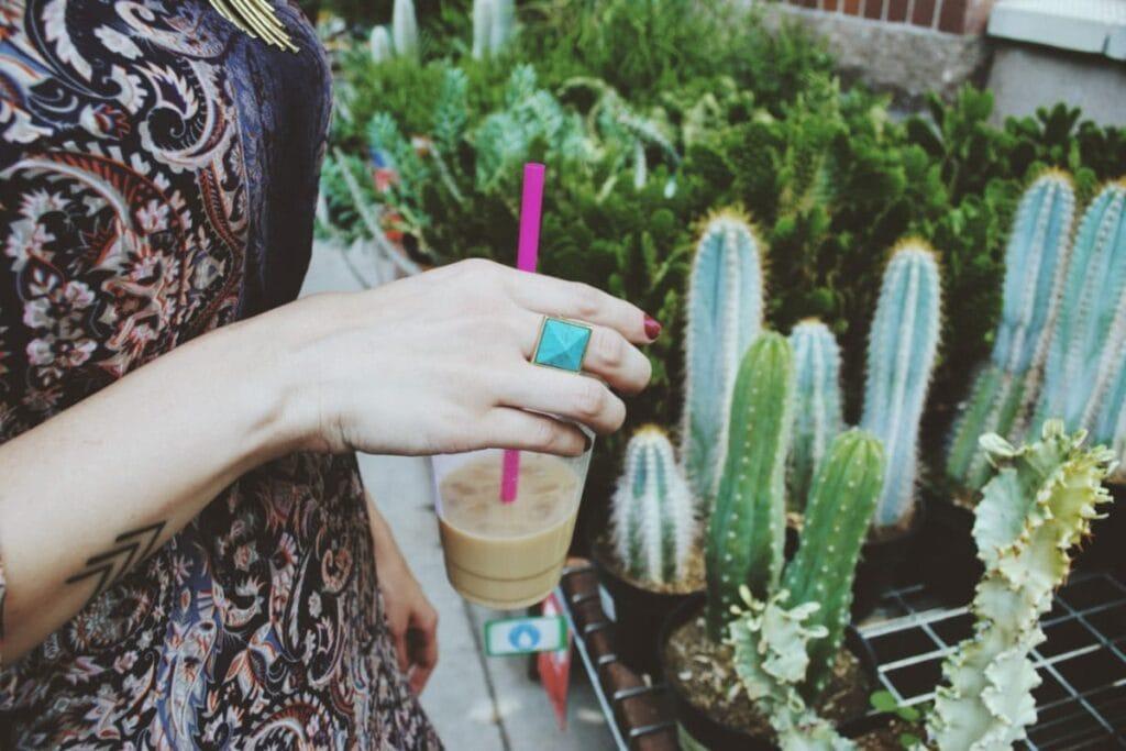 Skab de perfekte omgivelser til at drikke kaffe