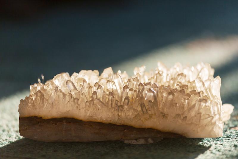 Hvordan kommer du i gang med din første krystal?