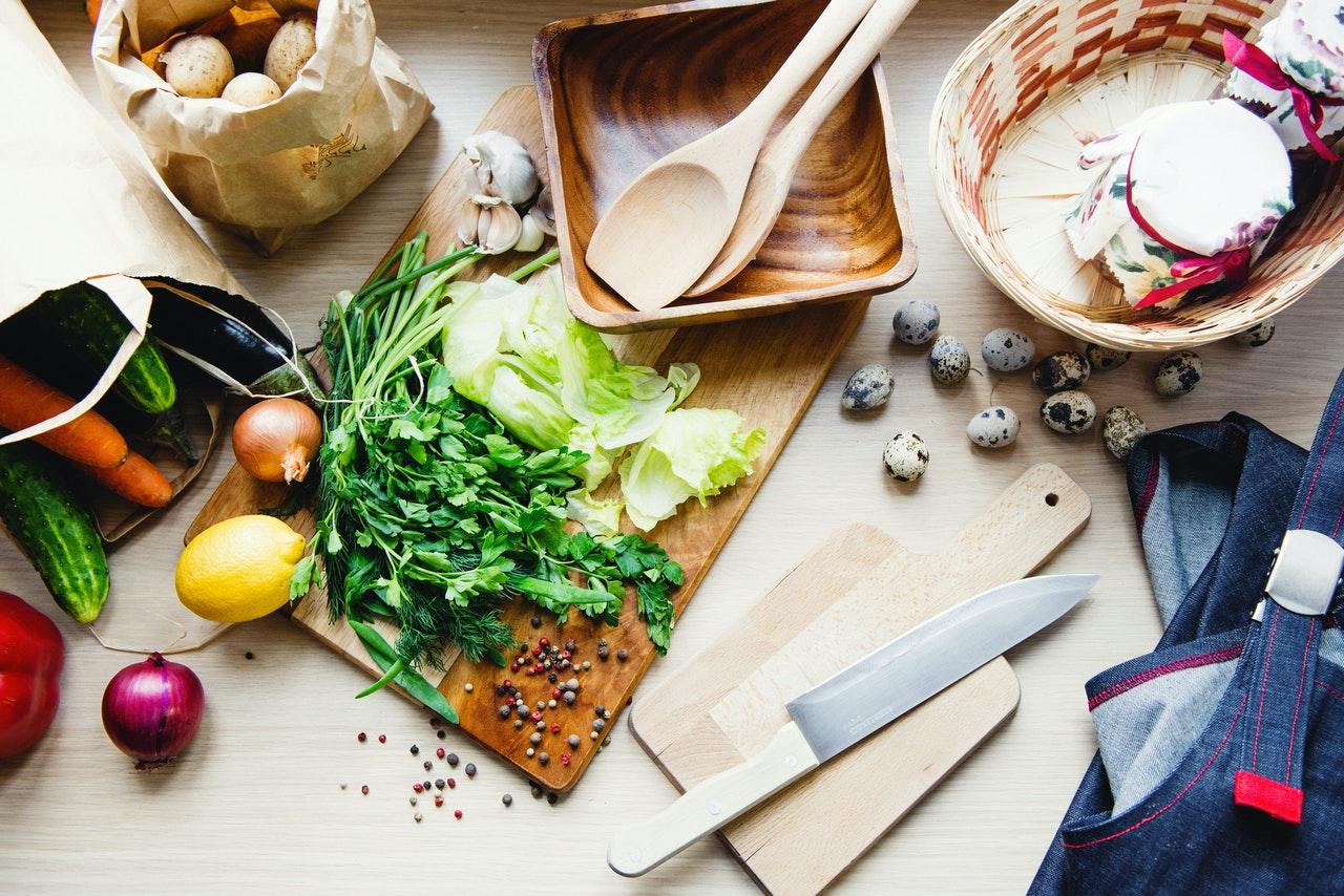 Har du styr på udstyret til dit køkken?