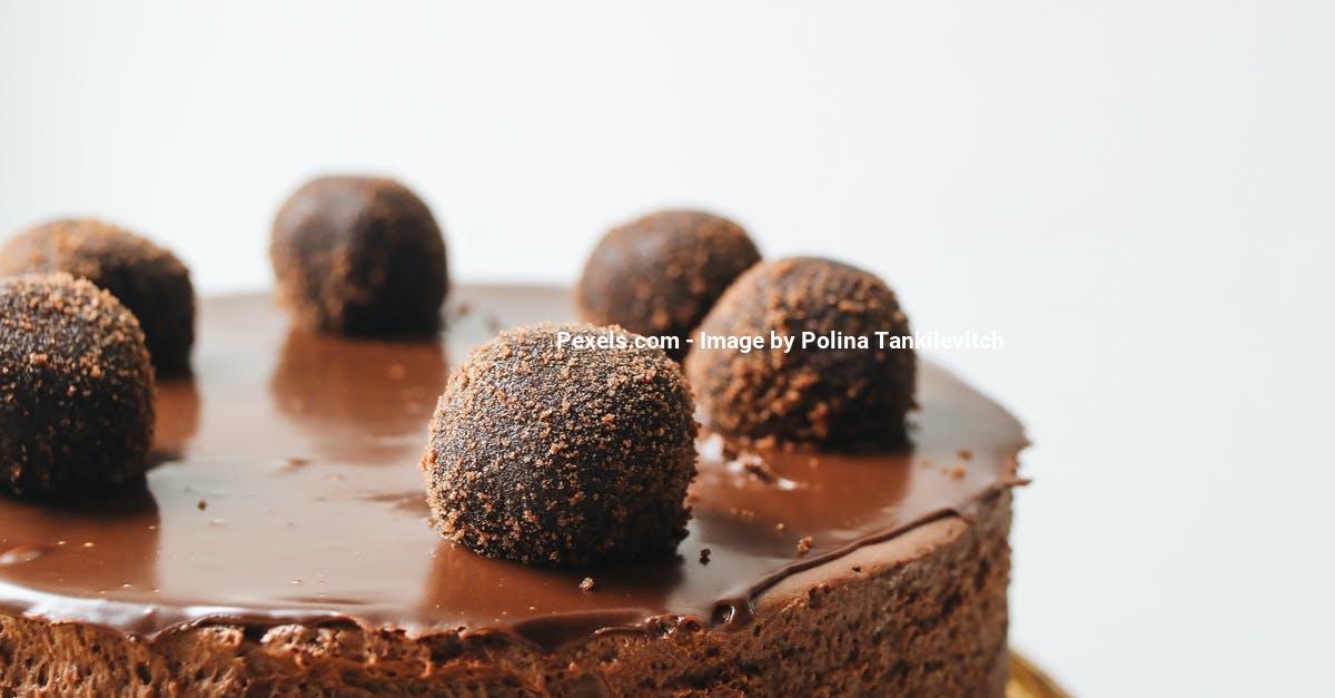 Kageplast / kagefolie gør det nemmere at lave perfekte kager